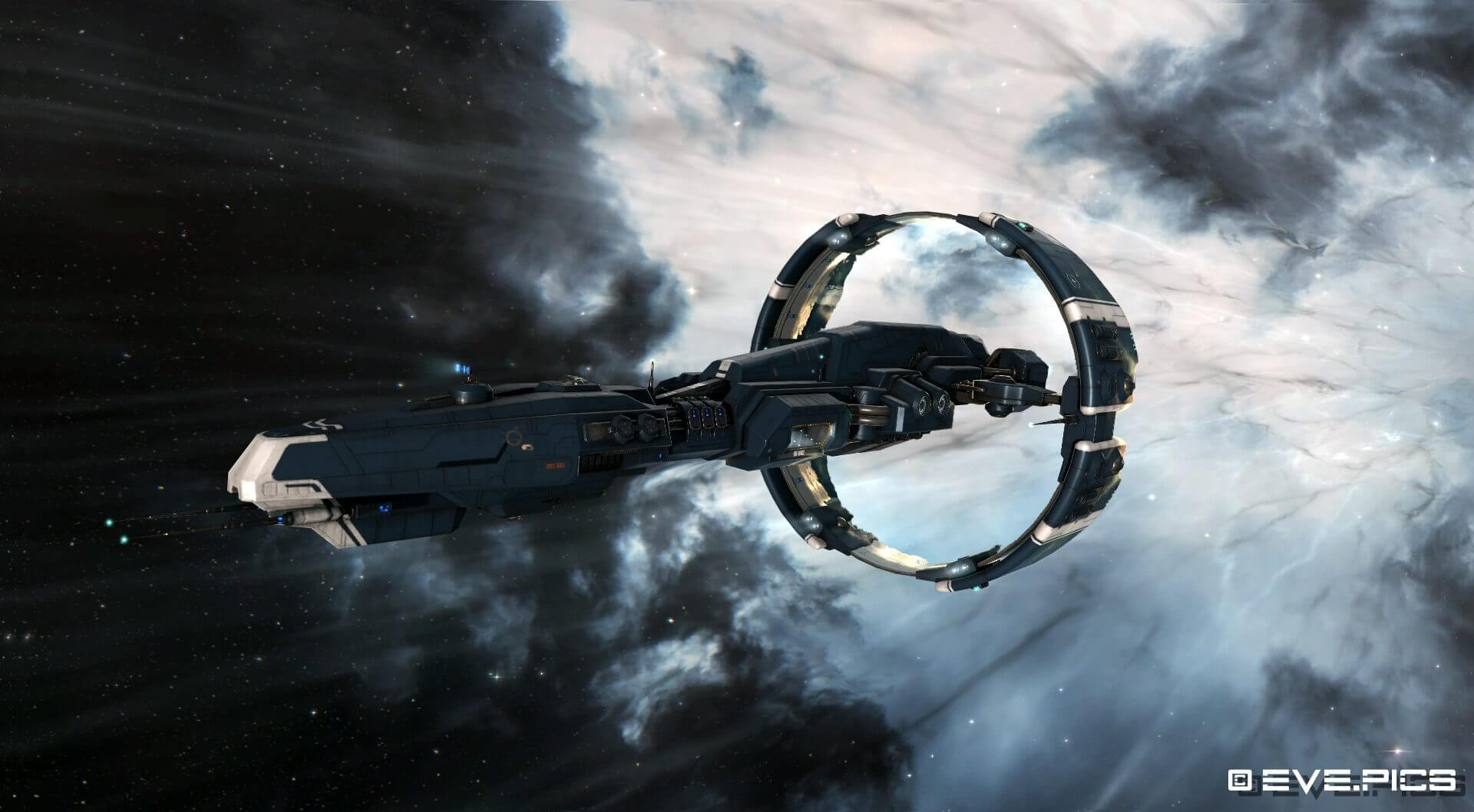 EVE Online exploration