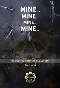 COGG Eve Online Artwork Competition 2017