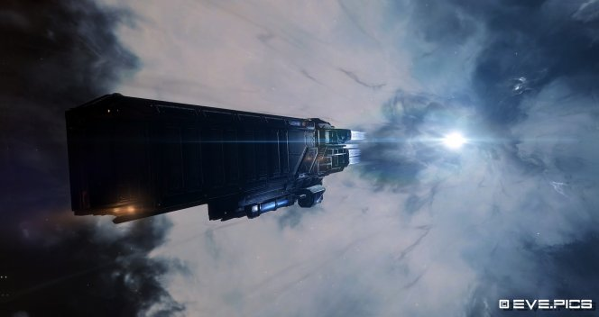 Spying in Eve Online